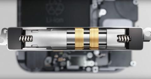 iphone 6s taptic engine