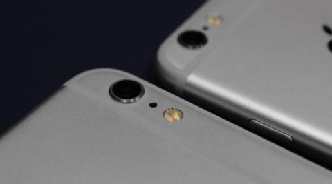 iPhone 6S cámara