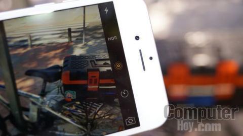 iPhone 6S Camara