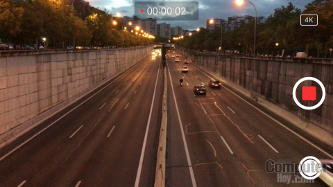 iPhone 6s Vídeo 4K