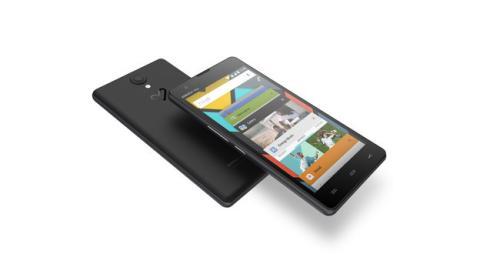 """El nuevo Phone Max 4G incluye pantalla HD de 5"""" por 149 euros."""