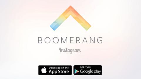 Boomerang comparte vídeos tipo GIF