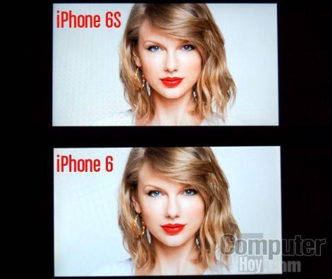 iPhone 6S Pantalla
