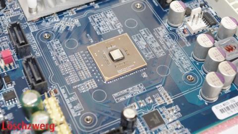 VIA C4650, el procesador de PC que no es de Intel ni de AMD.