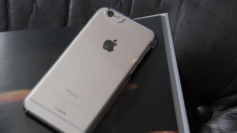 Esta funda protege el iPhone 6S de arañazos y se repara sola