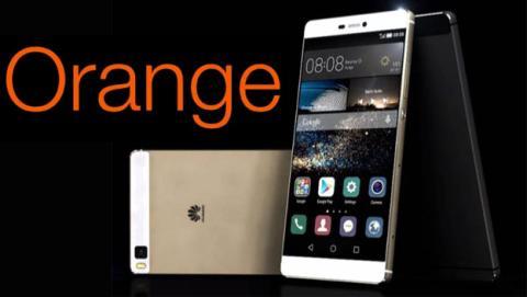 Huawei P8 rosa llega España exclusiva Orange