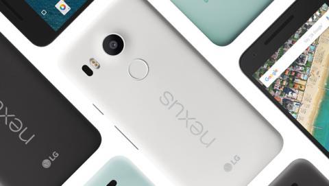 Nexus 5X: fecha de lanzamiento y precio oficial en España