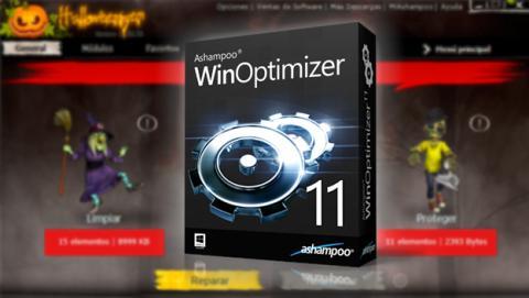 Mejora el rendimiento de tu PC con Ashampoo WinOptimizer 11