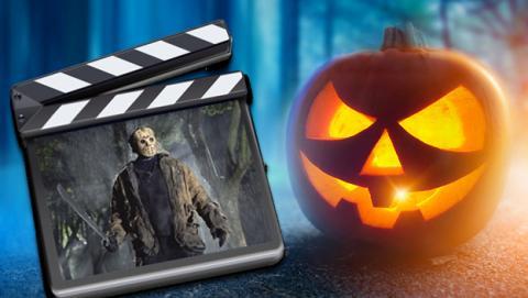 Películas de Halloween de miedo y terror