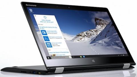 Lenovo lanza nuevos Yoga 700