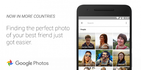 People en Google Photos