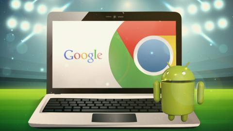 fusión Chrome OS Android