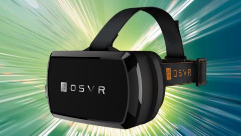 Las gafas OSVR ya se pueden comprar y utilizan un estándar abierto