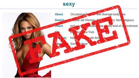 perfiles falsos app españa