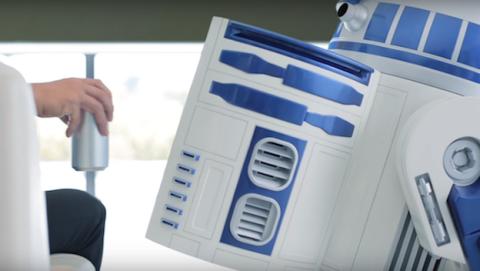 La nevera de R2-D2 que todo fan de Star Wars querría tener