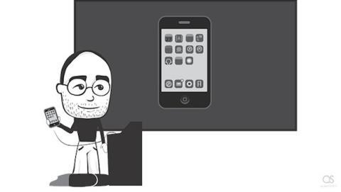 Steve Jobs, repaso a su vida en esta animación de 20 minutos