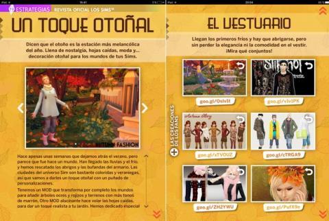 Los Sims Revista Oficial Número 19