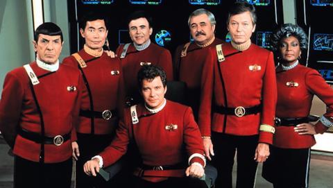 Star Trek, la mítica serie volverá a la TV en enero del 2017