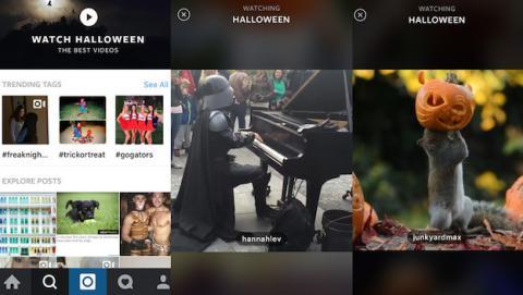 Instagram lanza nueva característica de vídeos curados