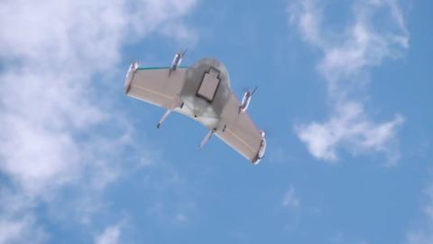Google lanzaría servicio de entregas por drone en 2017