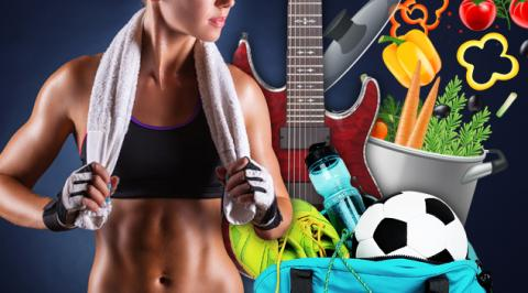 Hobbies una vida sana productiva