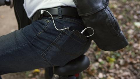 Ion Belt, para cargar la batería del móvil desde el cinturón