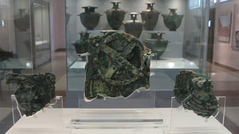 El ordenador más antiguo del mundo tiene 2.000 años de antigüedad