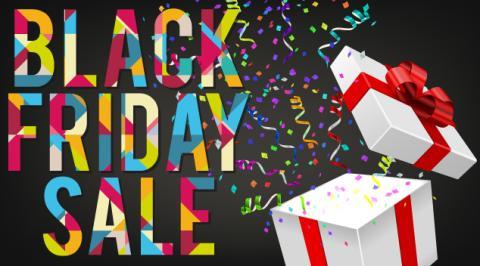 Black Friday 2015 Viernes Negro ofertas España