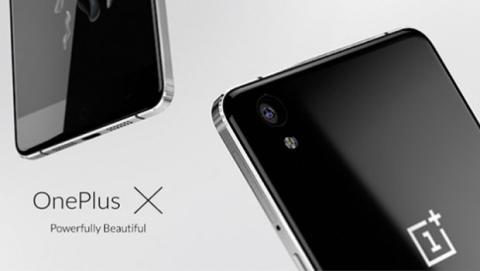 Las cámaras del OnePlus X son de 13 y 8 megapíxeles
