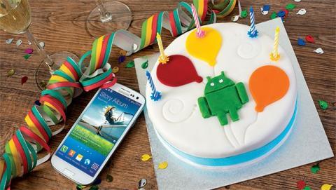 Android cumple 8 años: recordamos su dulce historia
