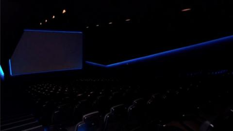 Con Dolby Cinema la experiencia es mucho más inmersiva