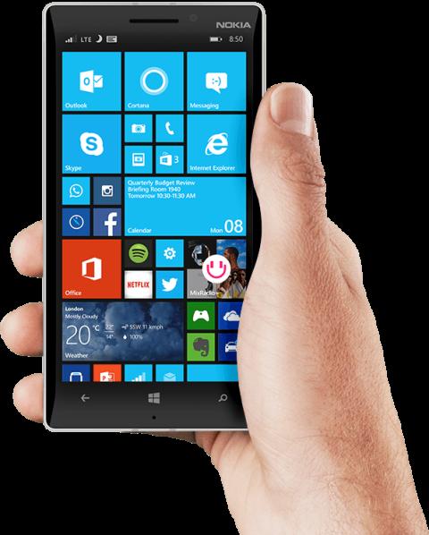 windows phone so móvil más seguro