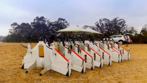 Google busca expertos en vuelo con drones para Project Wing