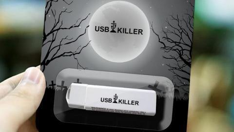 USB Killer te protege destruyendo tus puertos USB con una descarga