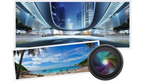 Crea panorámicas uniendo varias fotos o desde un vídeo