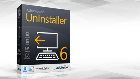 Nuevo Ashampoo Uninstaller 6: Desinstala programas sin dejar rastro