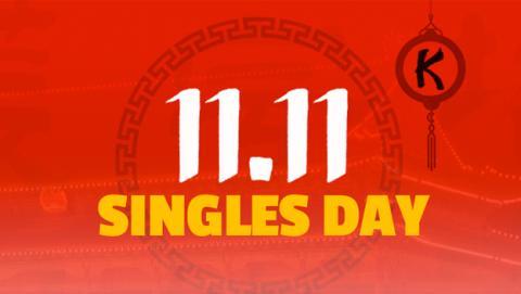 Las mejores ofertas del 11 de Noviembre (Singles Day), previas al Black Friday o Cyber Monday