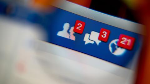 El experimento de una madre con sus hijos agita Facebook