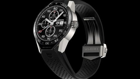 TAG Heuer Connected, un smartwatch de lujo con Android Wear