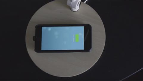 Latitud, una carcasa de carga inalámbrica para el iPhone