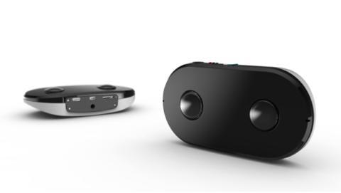 LucidCam, la cámara que graba contenido de realidad virtual