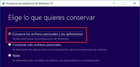 Cómo forzar la actualización de Windows 10 Threshold 2
