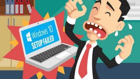 La actualización de Windows 10 borra aplicaciones instaladas