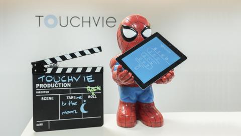 Touchvie, para ver películas y series de forma interactiva