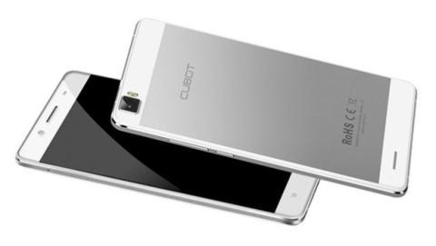 Cubot X17 es un smartphone chino con un diseño muy cuidado
