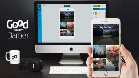 GoodBarber, crea apps para iOS, Android y HTML 5 sin saber programar. Estrena los beacons y la comunidad y las notificaciones geolocalizadas.