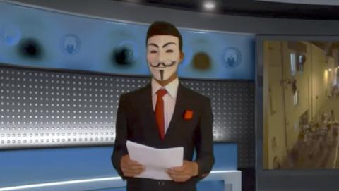 Anonymous declara la guerra al ISIS y ataca Twitter