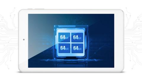 El procesador de la Cube iwork8 ofrece potencia suficiente para funcionar con Windows 10