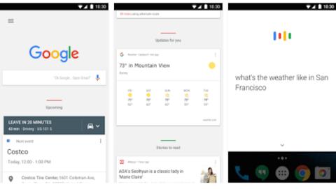 La app de google se vuelve más inteligente