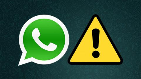 WhatsApp mentiras